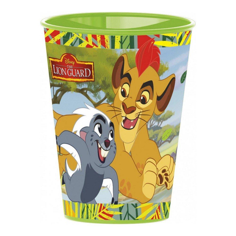 Gobelet Le Roi Lion plastique enfant
