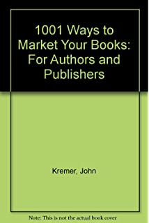 1001 ways to market your books free download