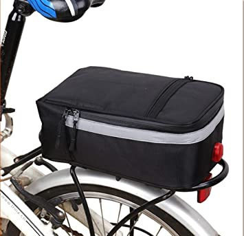 7°MR Bolsas para sillines Bolsa de batería de Litio para Bicicleta ...