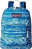 Kyпить Jansport Superbreak Backpack, Midnight Sky Floral Stripe, One Size на Amazon.com