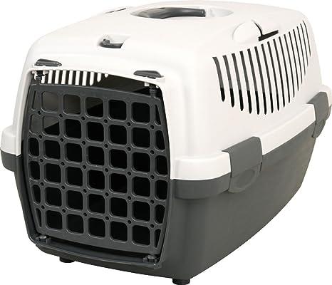 Transportin para perros y gatos Gulliver TRIXIE modelos 1 2 y 3 puerta de plástico: Amazon.es: Deportes y aire libre