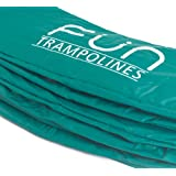12ft Replacement Trampoline Surround Pad (Universally Fitting with 21mm Thick Foam)