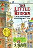 img - for The Little Riders by Shemin, Margaretha (1993) Paperback book / textbook / text book