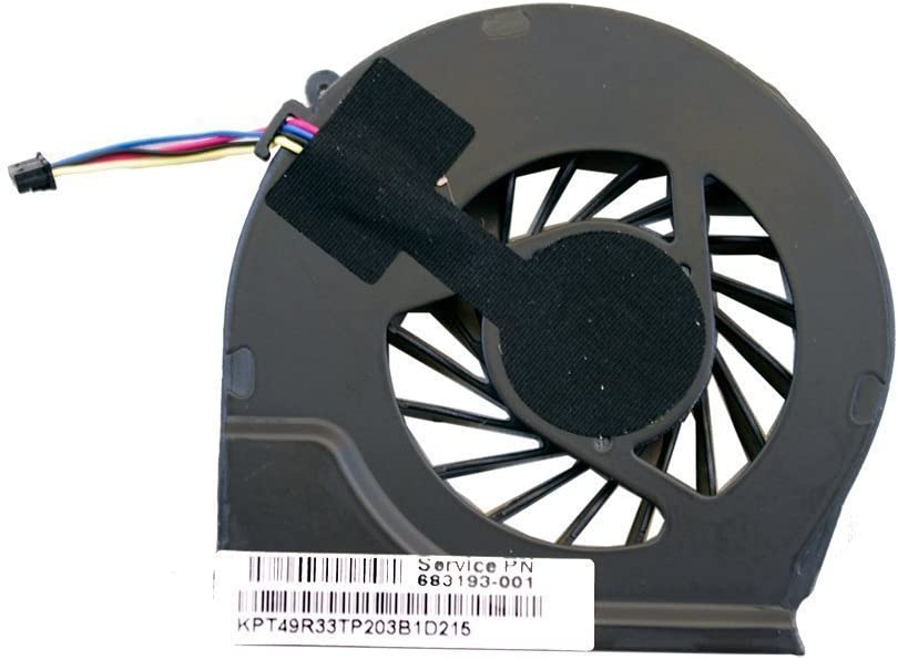 iiFix New CPU Cooling Fan Cooler For HP Pavilion g7-2030ca g7-2033ca g7-2052xx g7-2054ca g7-2069wm g7-2111nr g7-2118nr g7-2002xx g7-2010nr g7-2017cl g7-2017us g7-2022us g7-2023cl