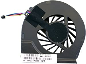 iiFix New CPU Cooling Fan Cooler For HP Pavilion g7-2124nr g7-2215dx g7-2217cl g7-2220us g7-2221nr g7-2222us g7-2223nr g7-2224nr g7-2226nr g7-2233cl g7-2234ca g7-2235dx g7-2238nr