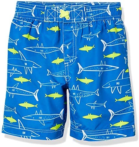 Wippette Boys` Toddler Quick Dry Swim Trunk