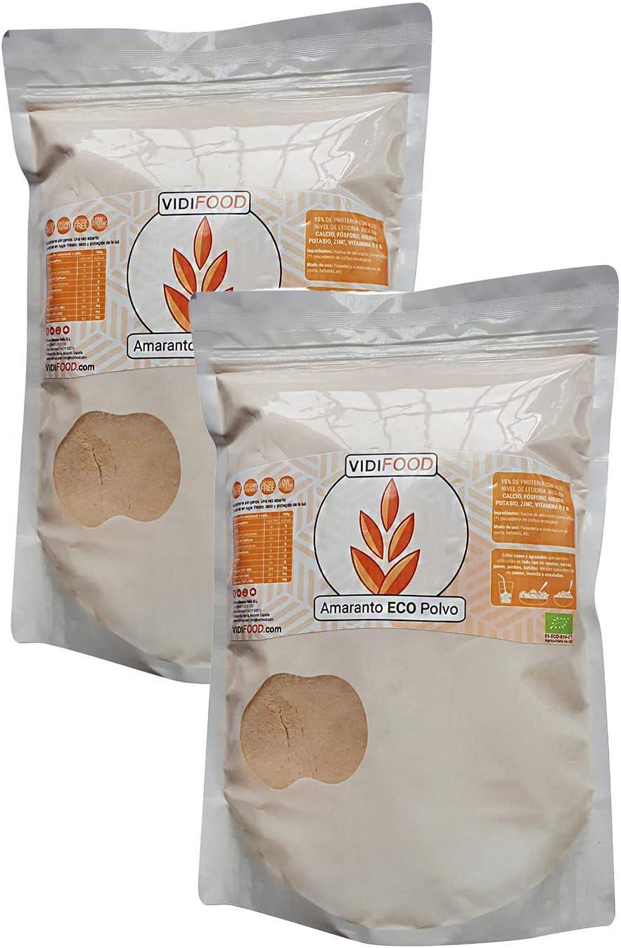Harina de Avena ECO - 2kg - Avena Orgánica sin gluten, sin avenina ...