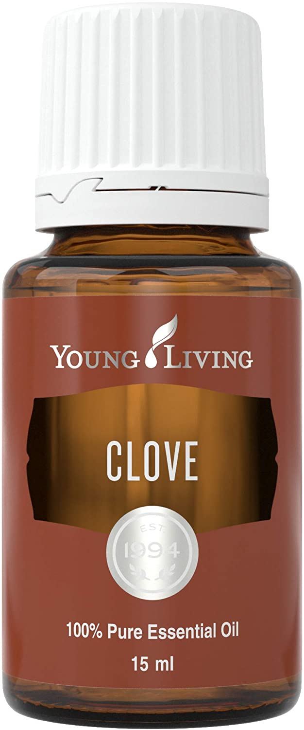 Clove 15 ml Essential Oil by Young Living Essential Oils
