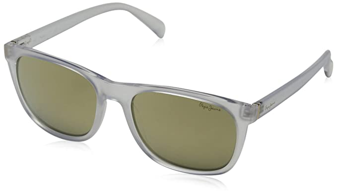 Pepe Jeans Travis Gafas de sol, Transparente (Clear/Grey ...