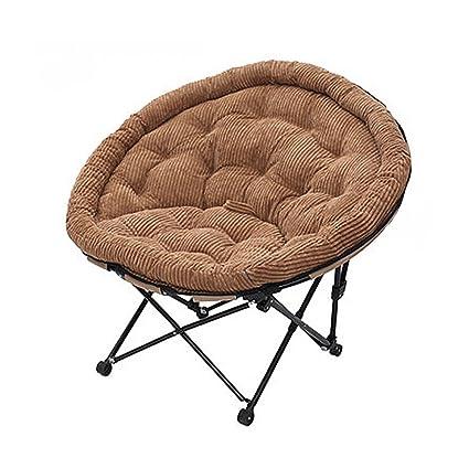Amazon.com: ZHIRONG - Sillón grande con silla de luna suave ...