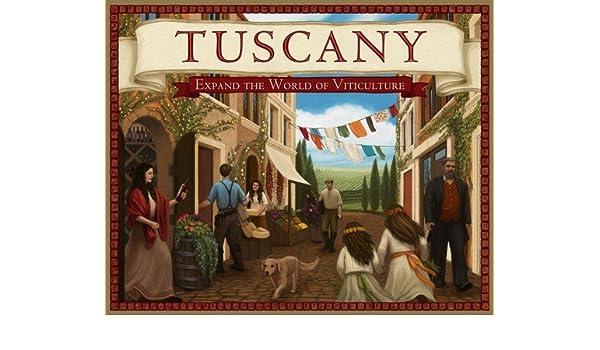 Tuscany Board Games: Amazon.es: Juguetes y juegos