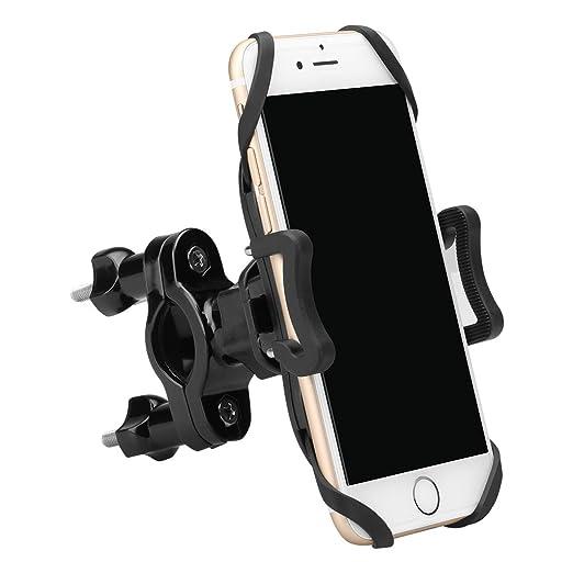 65 opinioni per Enkeeo Supporto Bici Smartphone Porta Cellulare Universale 360 Gradi Rotazione