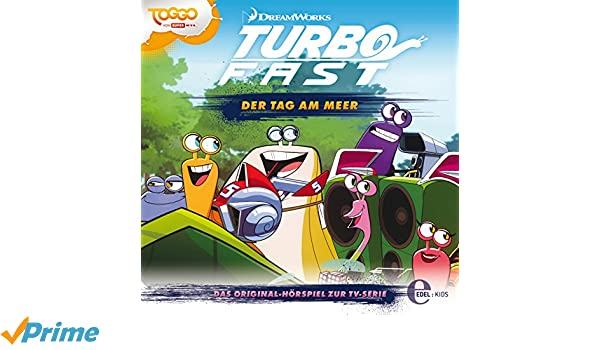 Original Hrspiel Z.TV-Serie-der Tag am Meer: Turbo Fast: Amazon.es: Música