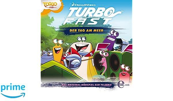 Original Hrspiel Z.TV-Serie-der Tag am Meer: Turbo Fast: Amazon.es: Música