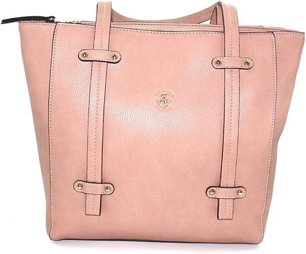 Beverly Hills Polo Club Bolso de hombro modelo Shopping color rosa ...