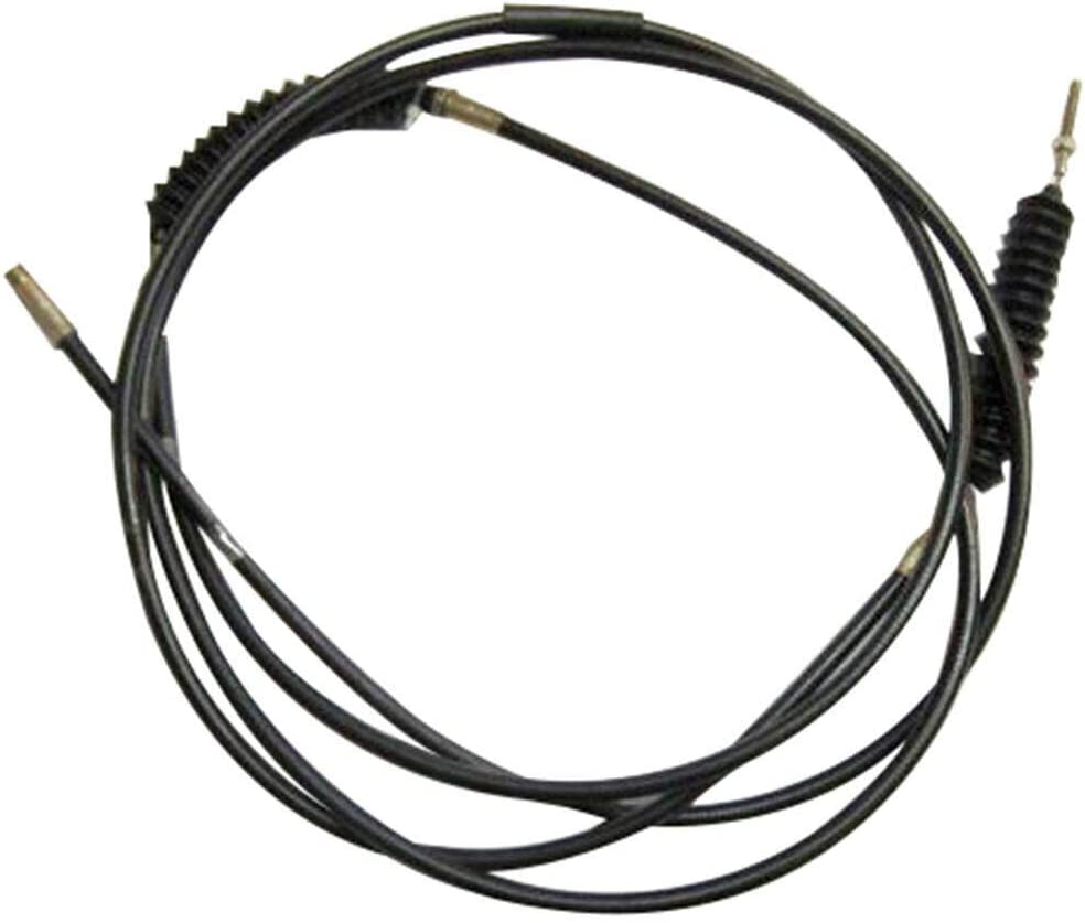 - 13001101 Bajato Throttle Cable Assy JCB Parts 3CX Equivalent to Part No. 910//48800