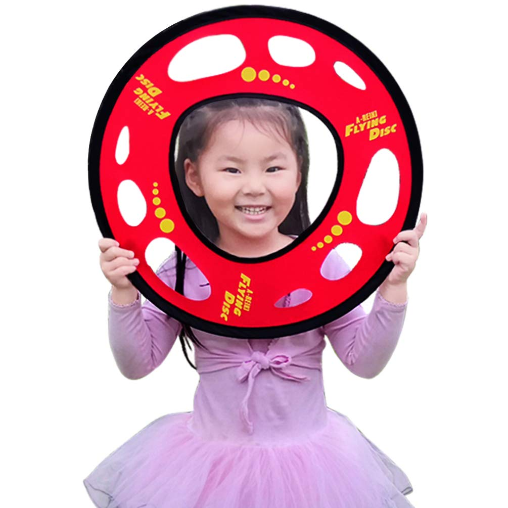 A-REIKI Flying Disc - Yard Games for Adults and Kids Flying Ring Outdoor Beach or Lawn Play by A-REIKI