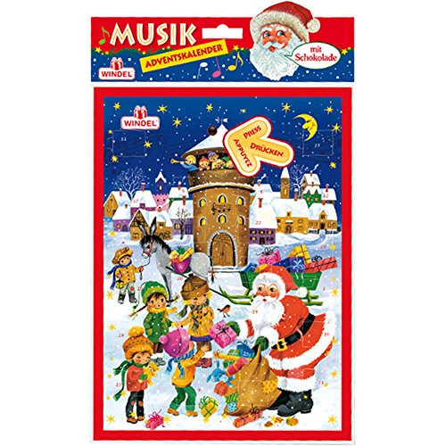 Windel - Music Advent Calendar (75g/2.6 oz)