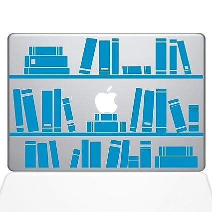 The Decal Guru 1649 MAC 15X LB Bookshelf Library Vinyl Sticker