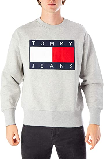 Tommy Hilfiger Sweat-Shirt Homme Tommy Flag