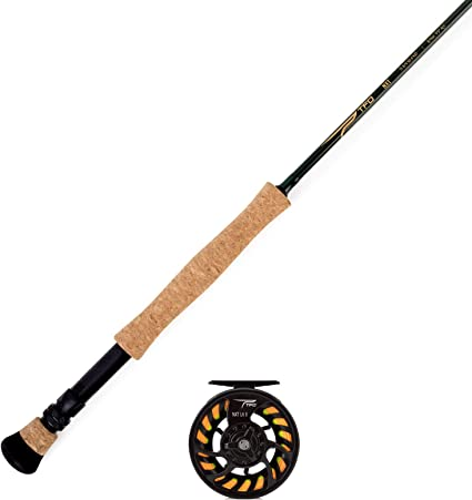 """8/'0/"""" 2 pc. Temple Fork Bug Launcher Fly Rod 5-6 wt"""