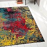 Home Dynamix Splash Tomie Area Rug | Contemporary Living Room Rug |...