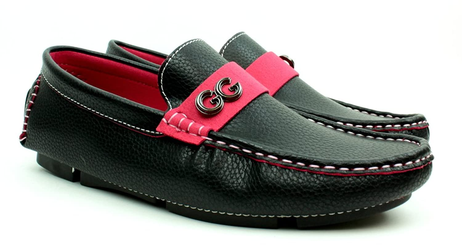 Unisex Loafers Slip On Driving Shoes Casual Fashion Sole Moccasins Sizes  5-11 (10, Black1): Amazon.co.uk: Shoes & Bags