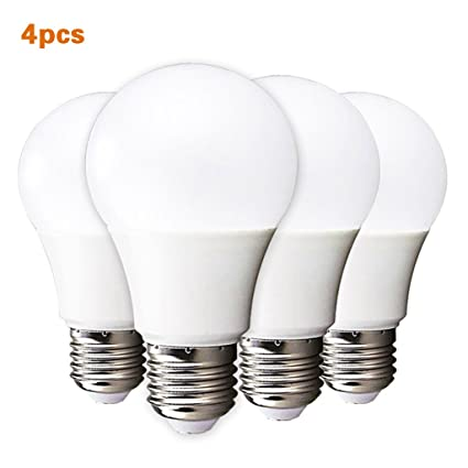 Bombillas, Bombilla LED E27 7W a 14W, 220V frío Blanco, Blanco cálido -