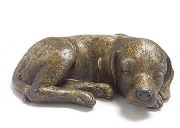 Coloring Pages Of Sleeping Animals : Amazon.com : sleeping garden animal statue outdoor yard figurine