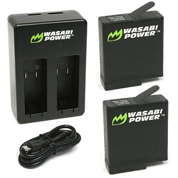 Amazon.com: Batería y cargador para GoPro Hero5 ...