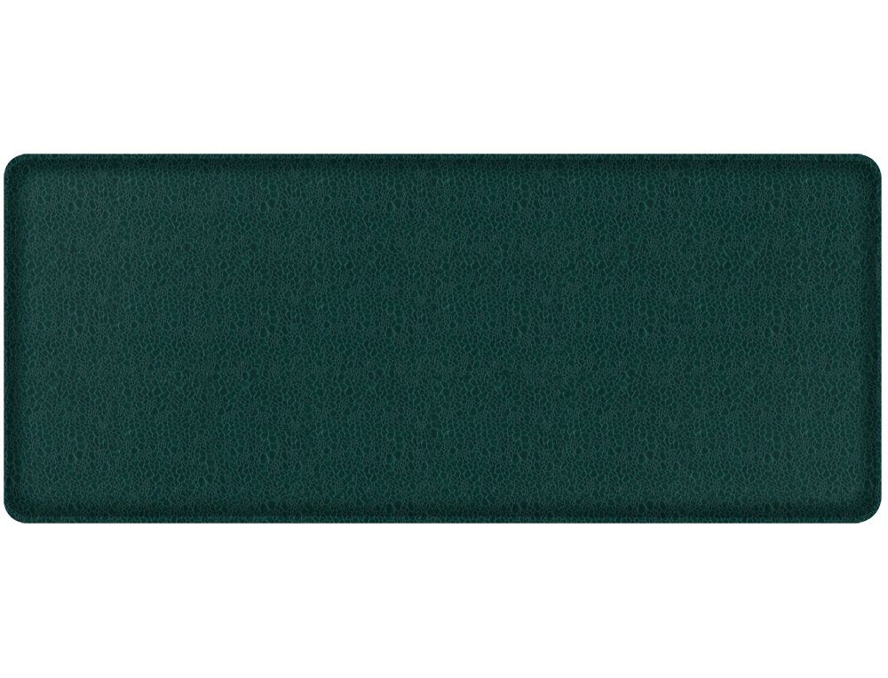 Gelpro Plush Floor Mat, 20x72, Mosaic Mineral 105-30-2072-5