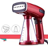 BUSYPIGGY Upgrade Handheld Steamer for Clothes, Mini Foldable Portable Steamer, Clothes Steamer for Traveling, 3…