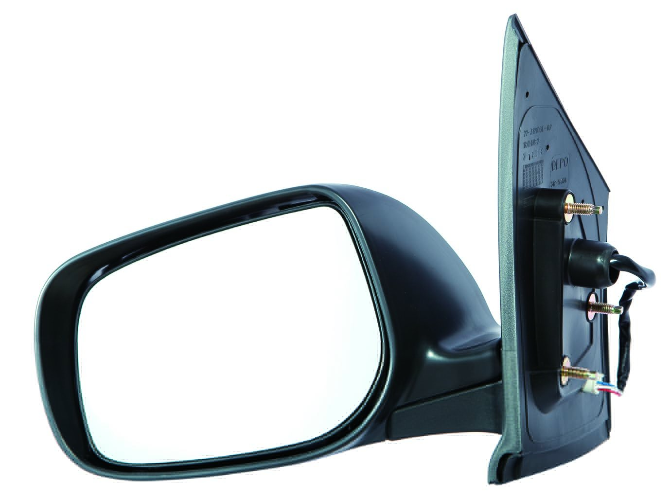 toyota yaris driver side mirror cover