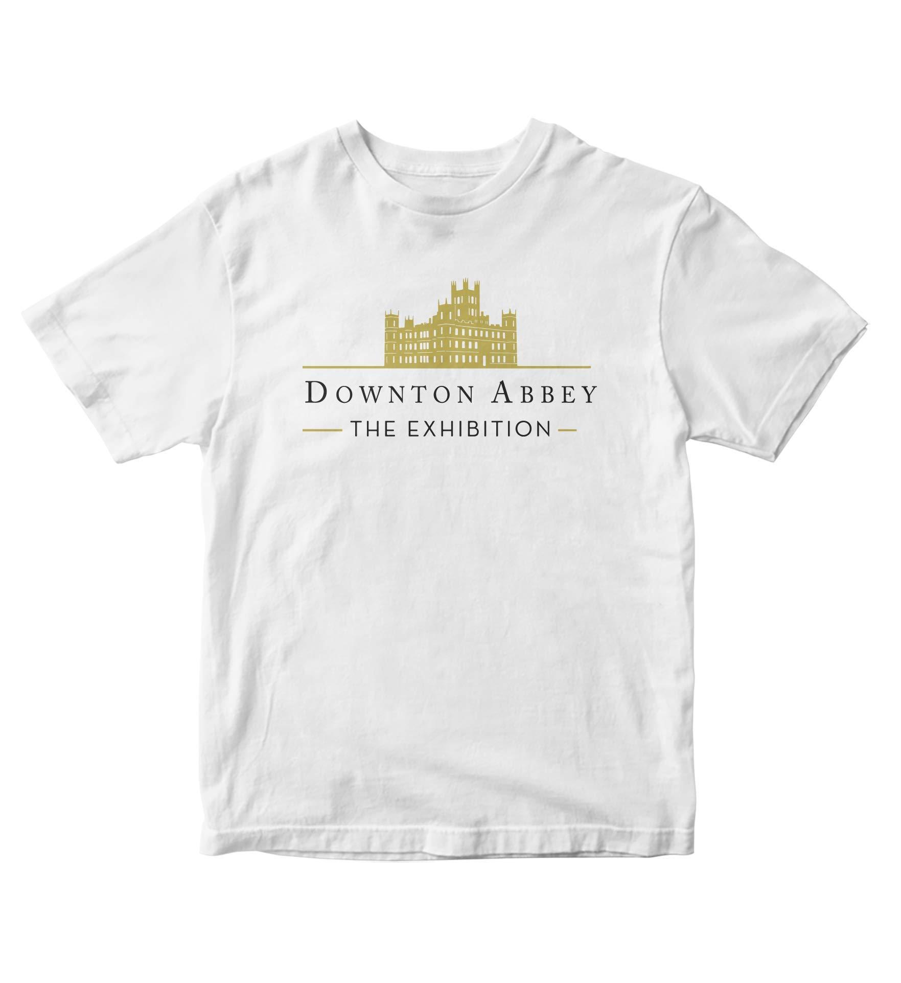 Tjsports Downton Abbey The Exhibition Shirt S Tv Show M172