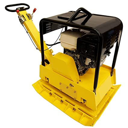 Reversible Vibratory plato compactor 540 libras con Honda 13 hp