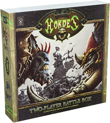 Privateer Press Hordes: Two Player Battle Box (MKIII)
