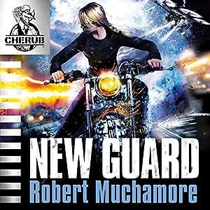Cherub: New Guard Audiobook