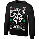 """Seth Rollins """"The Kingslayer"""" Ugly Holiday Sweater"""