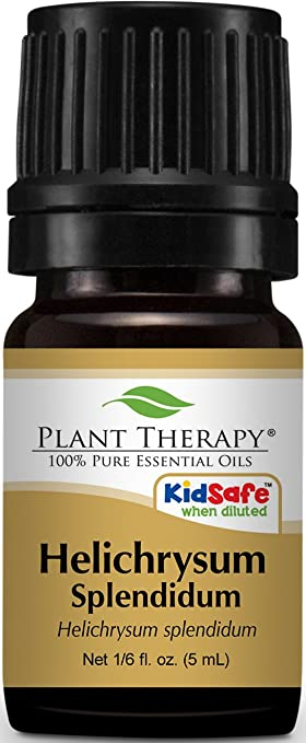 Plant Therapy Helichrysum Splendidum Essential Oil  100% Pure, Undiluted,  Therapeutic Grade  5 mL