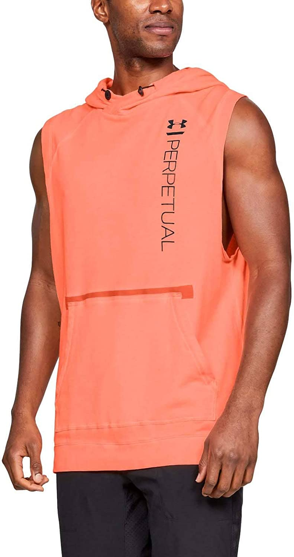 Under Armour UA Perpetual Garment Dye MD Orange Glitch