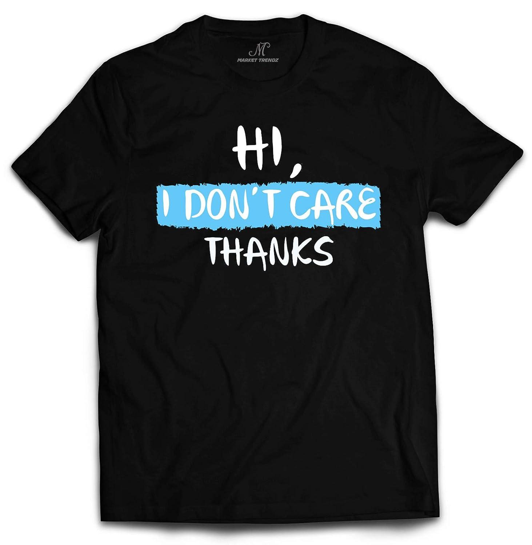 I Dont Care Shirt for Men Market Trendz Hi