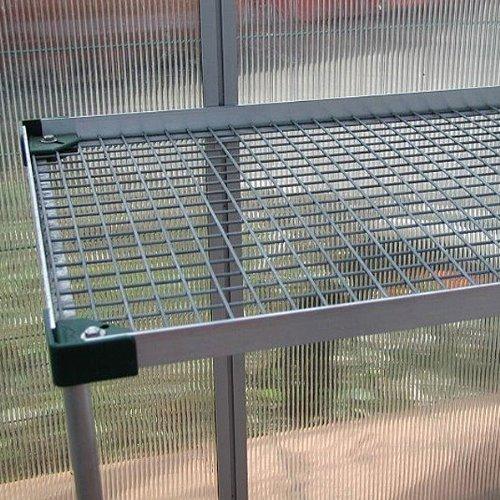 Beckmann Gewächshaus Tisch 100x50 Cm Amazonde Garten