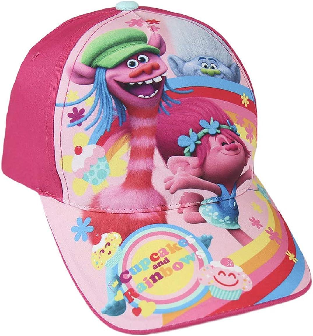 Cappello Trolls Ragazza