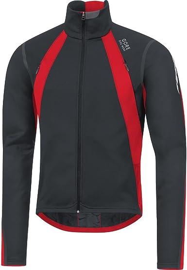 XXL Size GORE BIKE WEAR Mens Oxygen Jersey red//Black