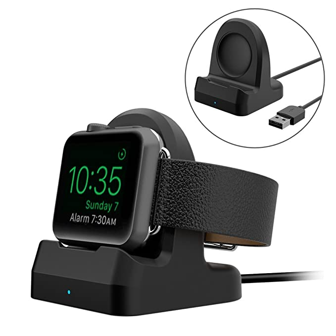 Soporte de Carga para Apple Watch con Cargador Integrado en ...