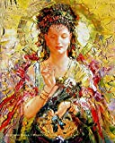 quan yin pictures - Supreme Swan Quan Yin Art Print - Available in Several Sizes