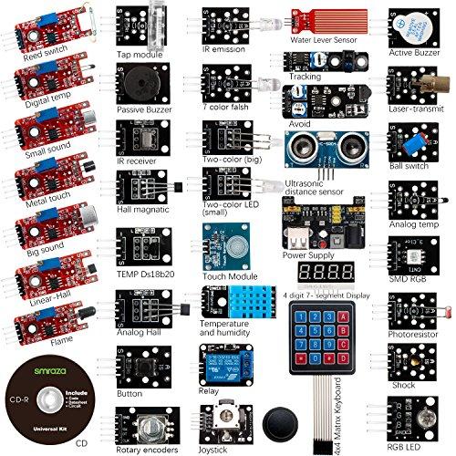 Best Arduino Starter Kit For Beginners LTG LTG