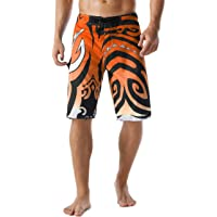 Unitop Men's Summer Quick Dry Swim Trunks