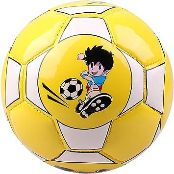 MagiDeal ño 2 Balón De Fútbol Fútbol PU Cuero Competencia ...
