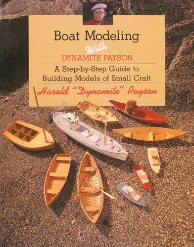 boat modeling - 1